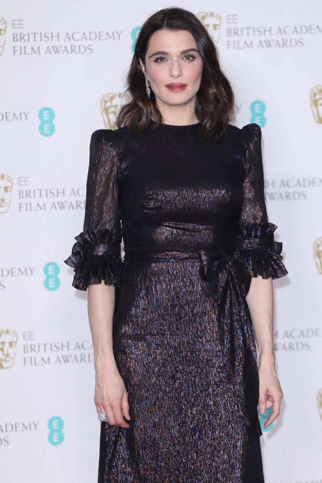 Rachel Weisz - 2018 BAFTA Awards in London