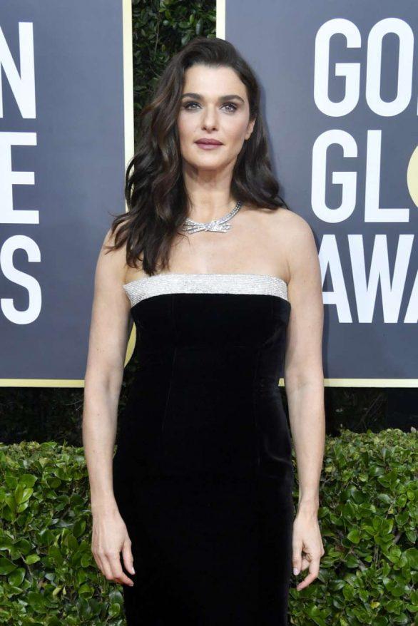 Rachel Weisz - 2020 Golden Globe Awards in Beverly Hills