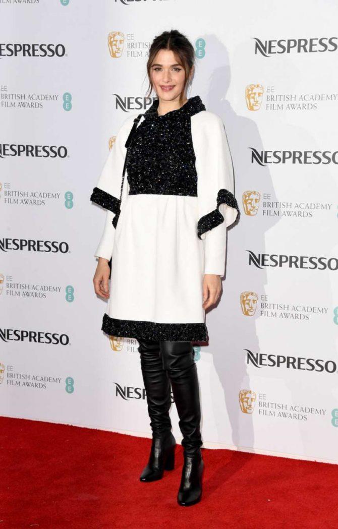 Rachel Weisz - BAFTA Nespesso Nominees Party in London