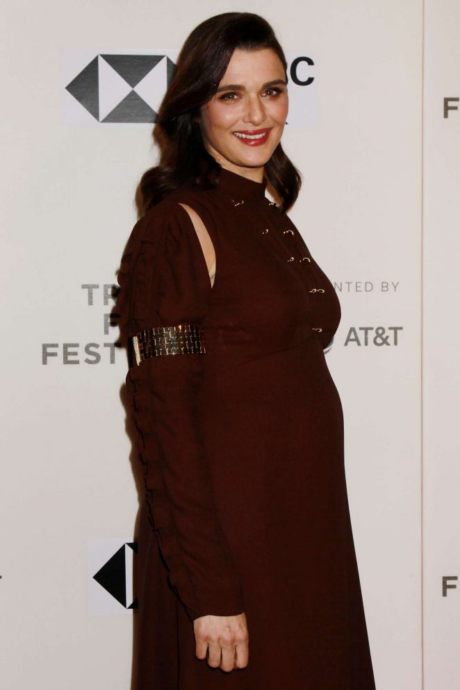 Rachel Weisz - 'Disobedience' Premiere at 2018 Tribeca Film Festival in NY