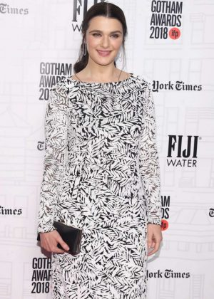 Rachel Weisz - IFP's 27th Annual Gotham Independent Film Awards in NYC