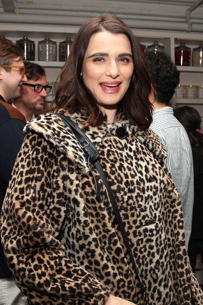 Rachel Weisz - Metrograph 2nd Anniversary Party in New York