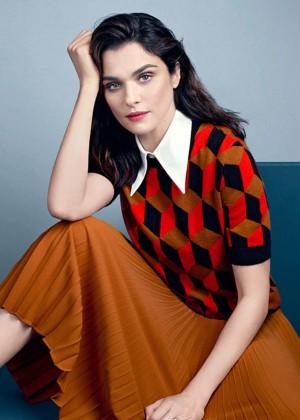 Rachel Weisz - MORE Magazine (December 2015)