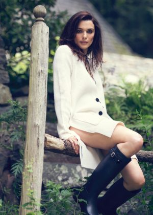 Rachel Weisz - The Edit Magazine (August 2016)