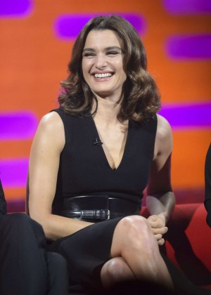 Rachel Weisz - The Graham Norton Show in London
