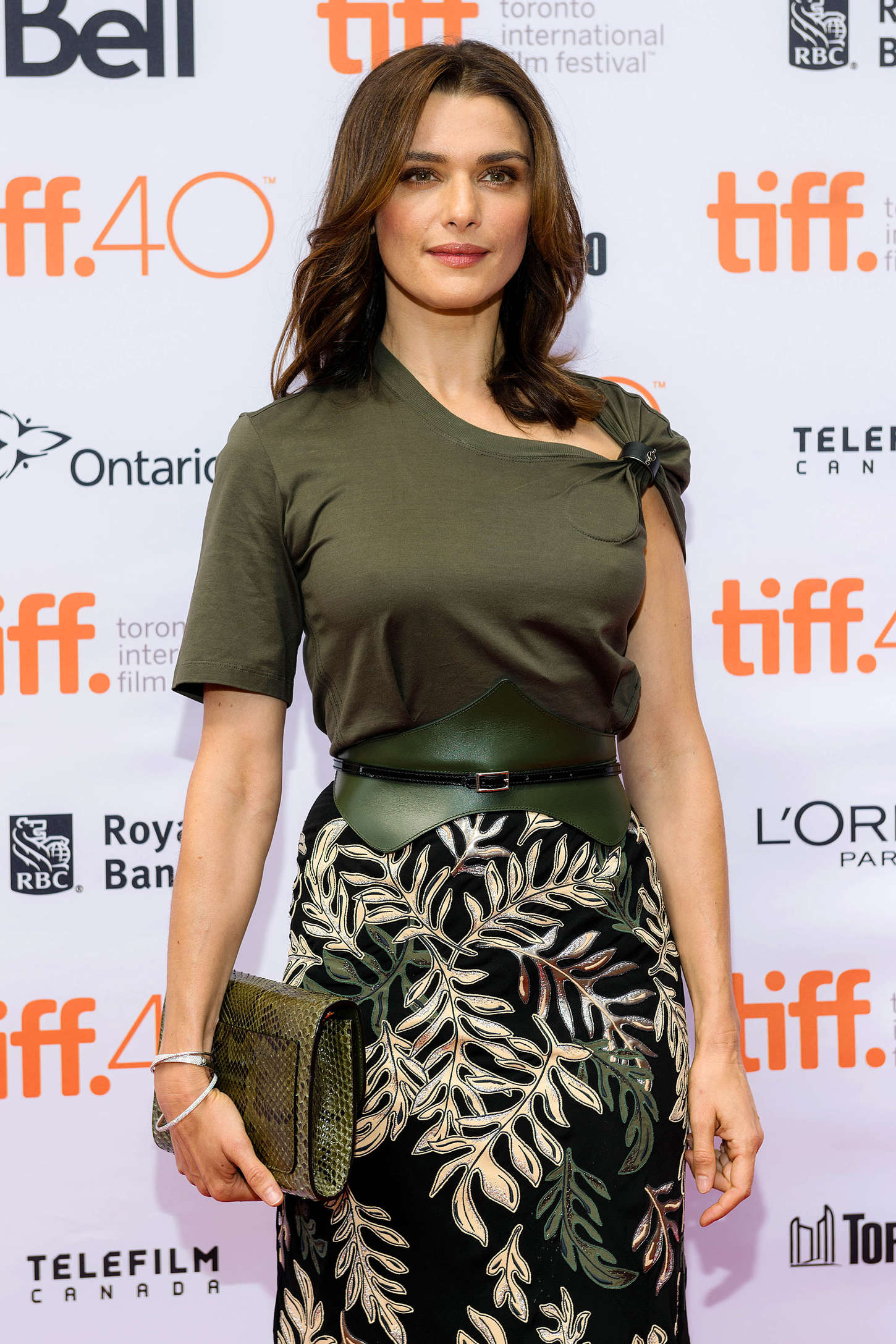 Rachel Weisz 2015 : Rachel Weisz: The Lobster Premiere -02