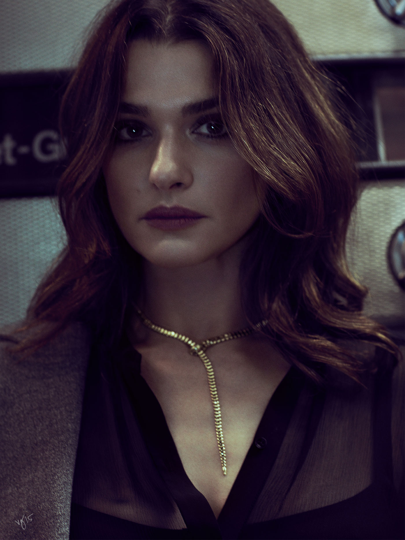Rachel Weisz 2015 : Rachel Weisz: The Violet Files Photoshoot (December 2015)-02
