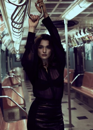 Rachel Weisz - The Violet Files Photoshoot (December 2015)