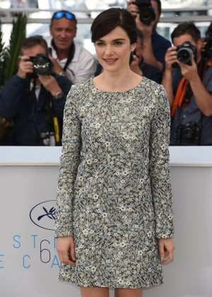 Rachel Weisz - 'Youth' Photocall in Cannes