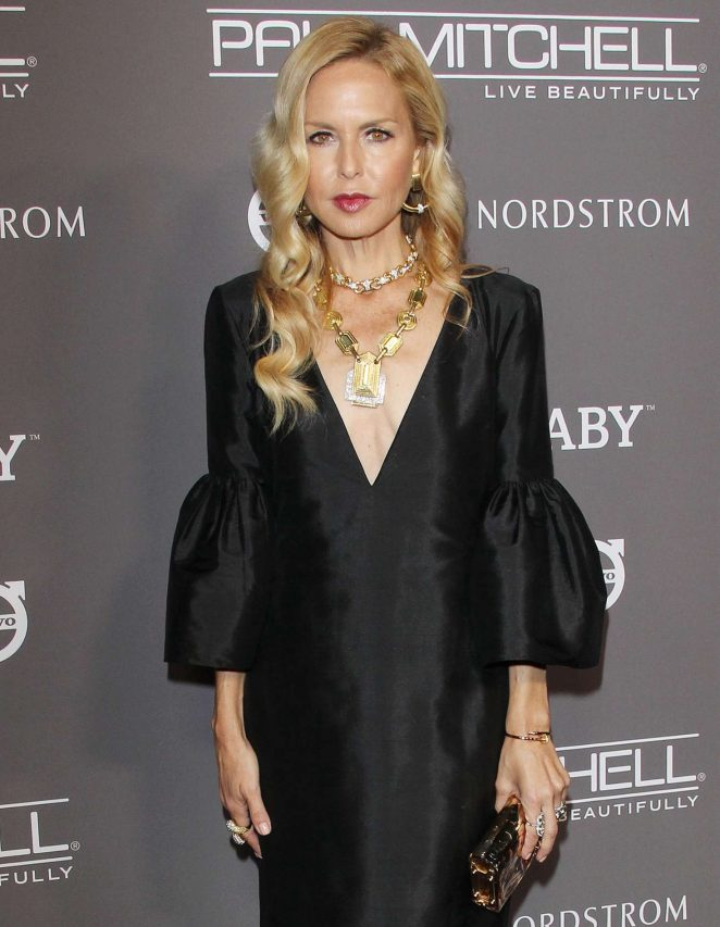 Rachel Zoe - 2018 Baby2Baby Gala in Los Angeles