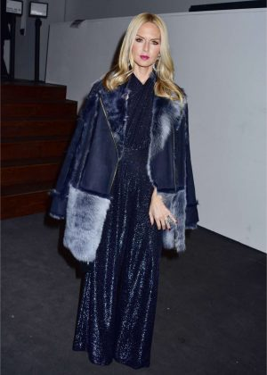 Rachel Zoe - Arrives at Prabal Gurung Show in New York
