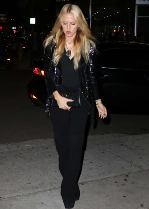 Rachel Zoe Arrives at The Nice Guy in West Hollywood