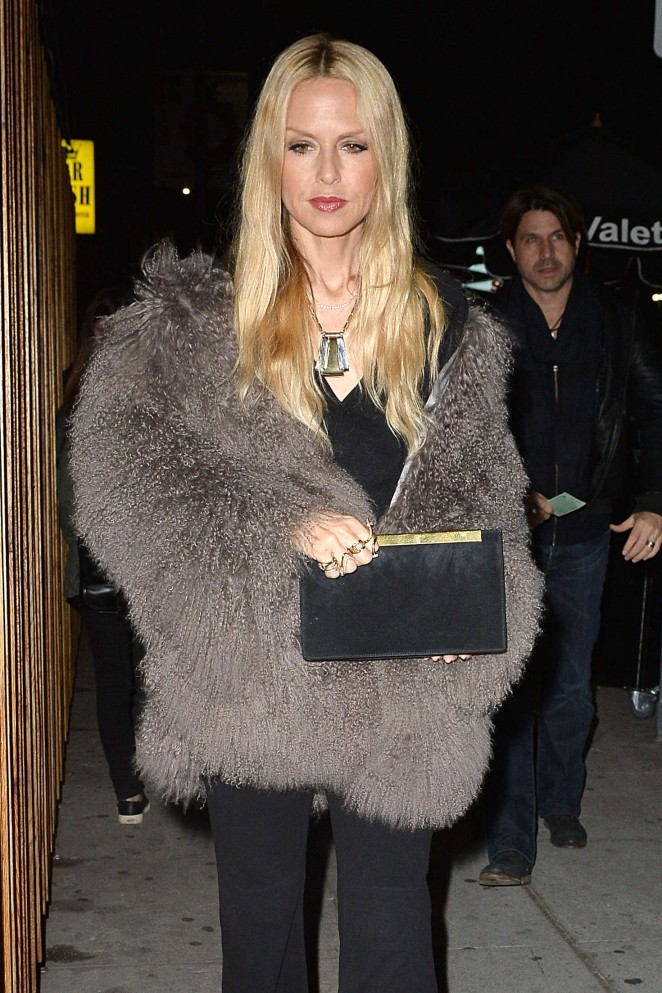 Rachel Zoe at Nice Guy Club in West Hollywood