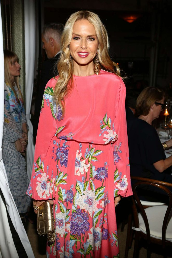 Rachel Zoe – Diane Von Furstenberg Dinner Party in LA