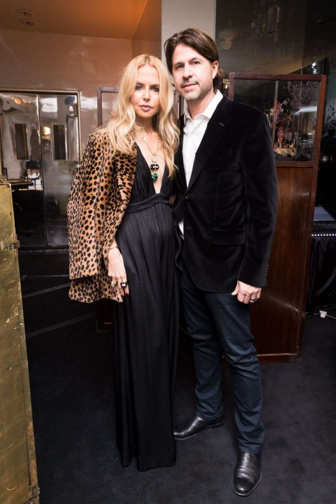 Rachel Zoe  - Frame Fifth Anniversary Dinner in New York