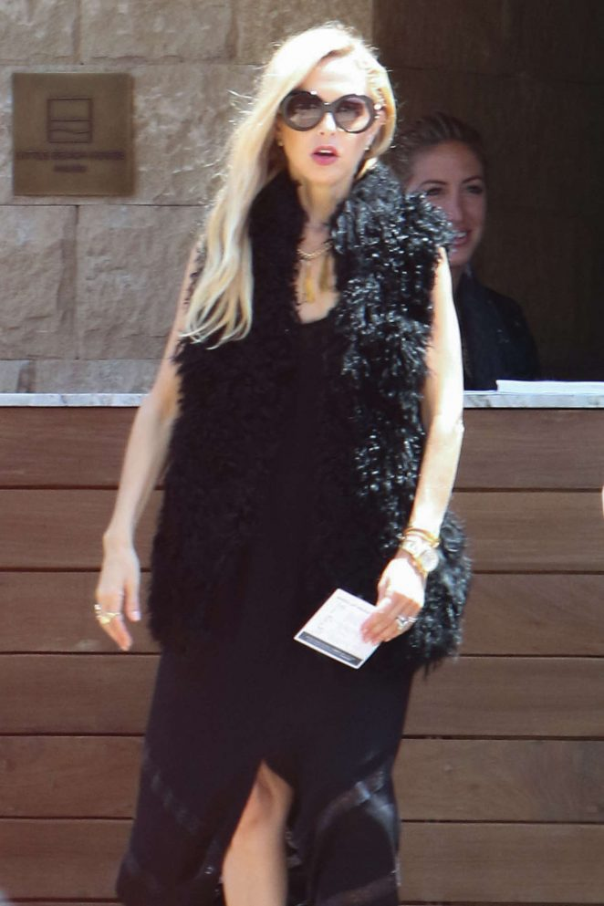 Rachel Zoe in Black -06