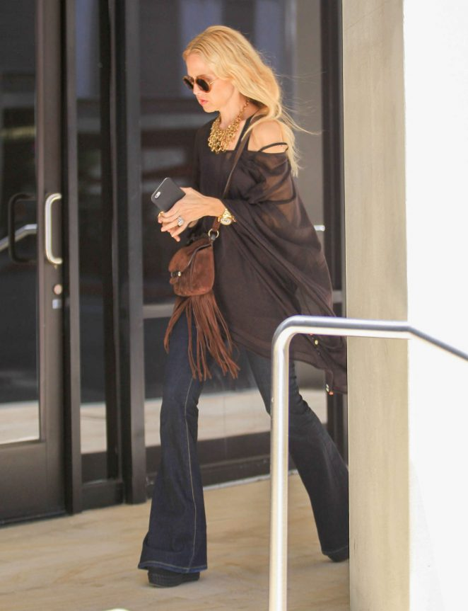 Rachel Zoe out in Beverly Hills -04