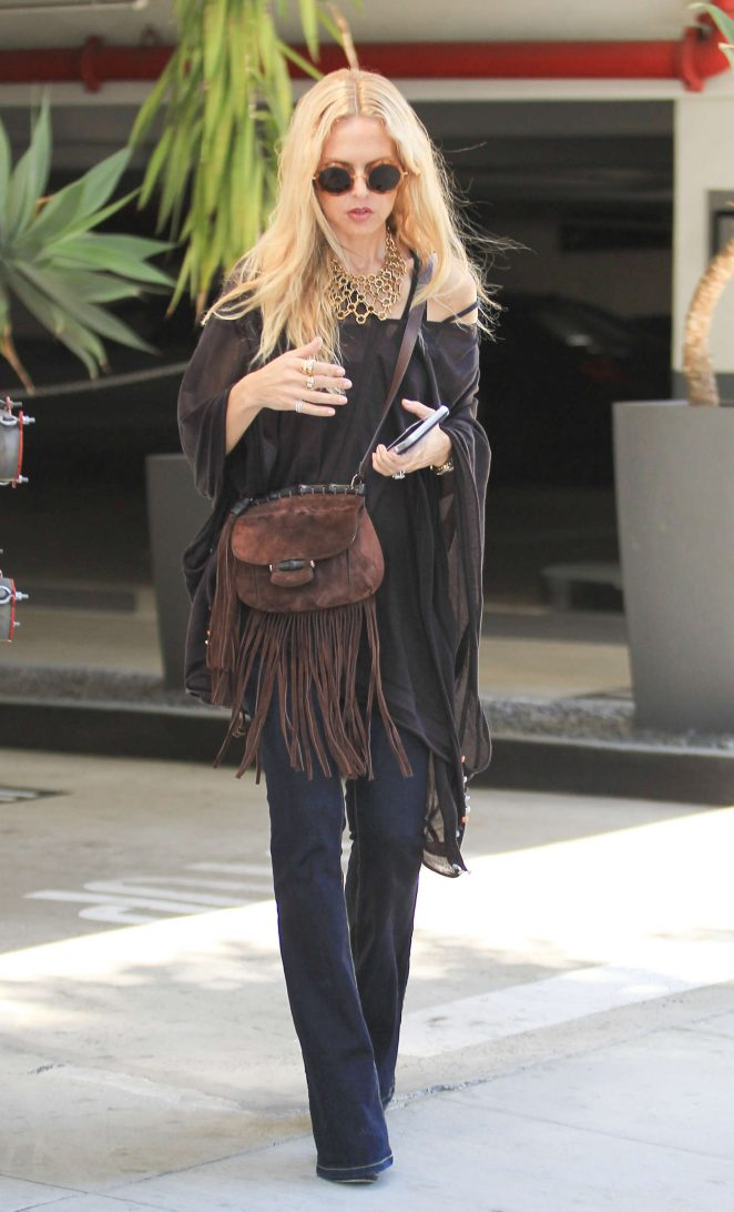 Rachel Zoe out in Beverly Hills -07