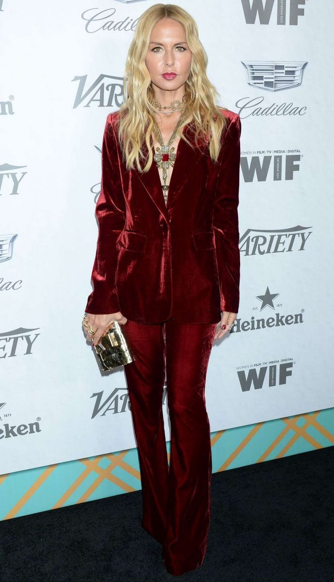 Rachel Zoe - Variety and Women in Film Pre-Emmy Party in LA