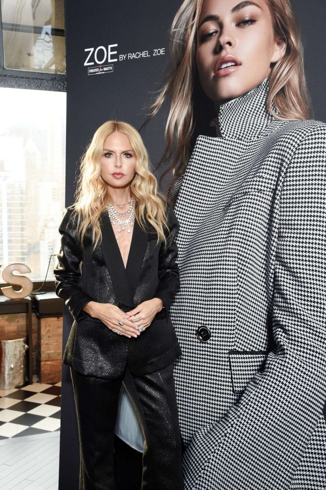 Rachel Zoe - Zoe by Rachel Zoe Collection for Macy's at Ophelia Lounge in NYC