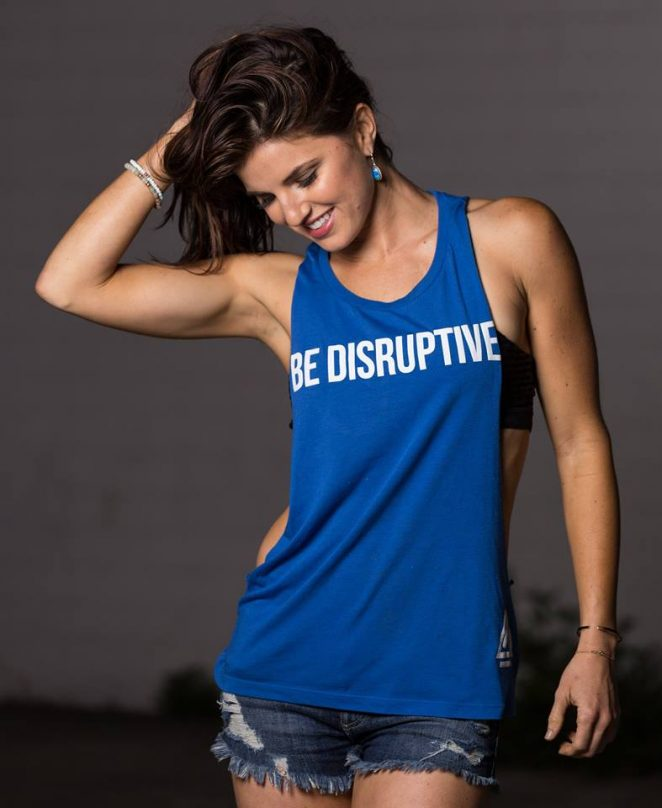 Rachele Brooke Smith: Disruptive Apparel Shoot 2016 -05