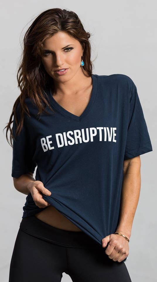 Rachele Brooke Smith: Disruptive Apparel Shoot 2016 -06