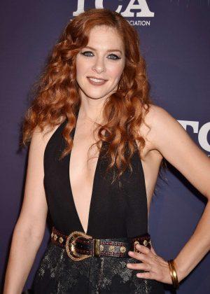 Rachelle Lefevre - 2018 FOX Summer TCA 2018 All-Star Party in LA