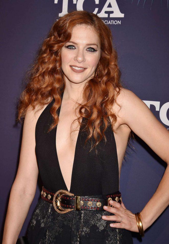 Rachelle Lefevre – 2018 FOX Summer TCA 2018 All-Star Party in LA