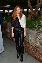 Rachelle Lefevre - Attending 1 Hotel West Hollywood Preview Dinner