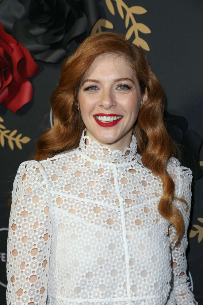 Rachelle LeFevre – 'Unreal' and 'Mary Kills People' Lifetime Party in LA