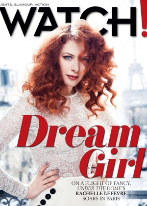Rachelle Lefevre - Watch Magazine (August 2015)