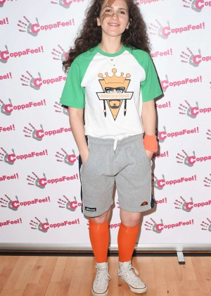 Rae Morris - 'CoppaFeel! Celebrity Boob Ball Tournament in London