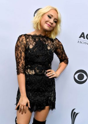 RaeLynn - 10th Annual ACM Honors at the Ryman Auditorium in Nashville