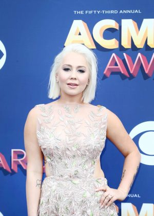 RaeLynn - 2018 Academy of Country Music Awards in Las Vegas