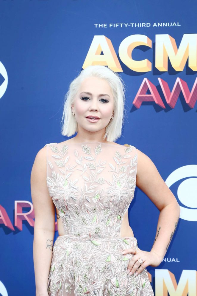 RaeLynn – 2018 Academy of Country Music Awards in Las Vegas