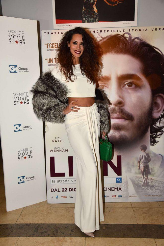 Raffaella Modugno – 'Lion' Screening in Rome