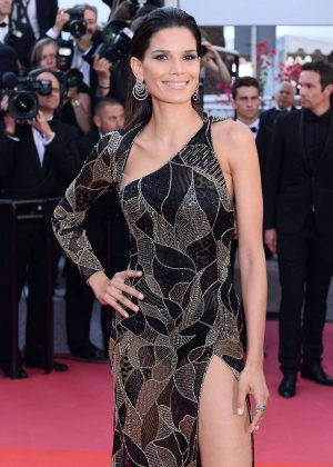 Raica Oliveira - 'Girls Of The Sun' Premiere at 2018 Cannes Film Festival