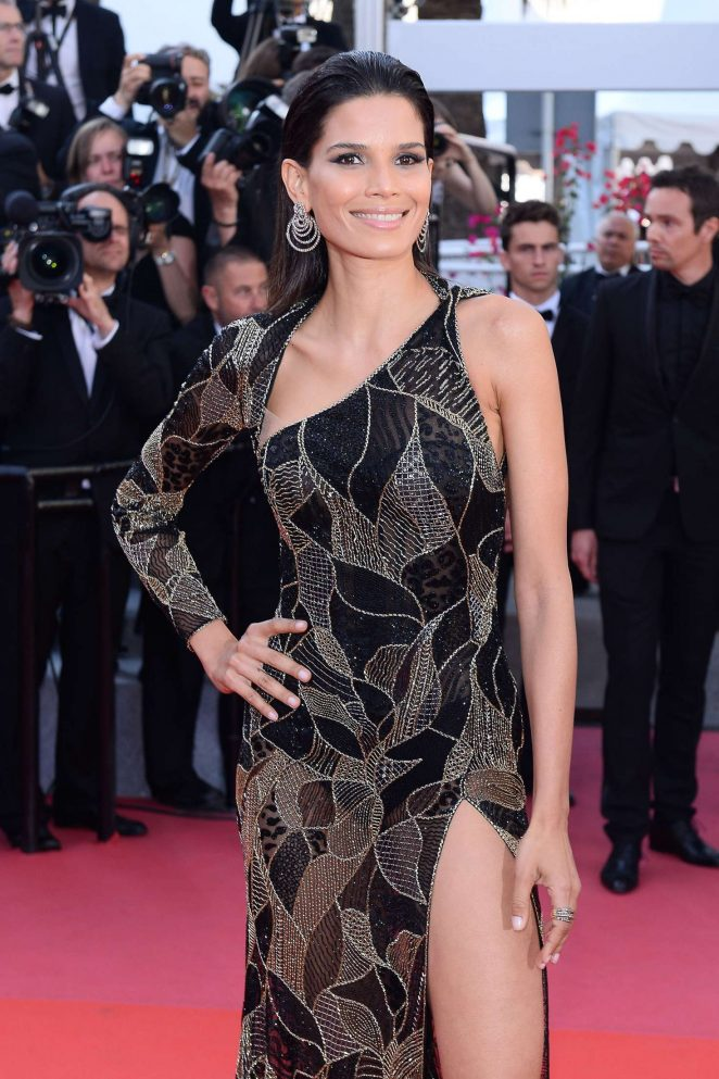 Raica Oliveira – 'Girls Of The Sun' Premiere at 2018 Cannes Film Festival