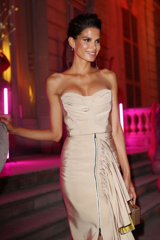 Raica Oliveira – Jean-Paul Gaultier Scandal Discotheque Party in Paris
