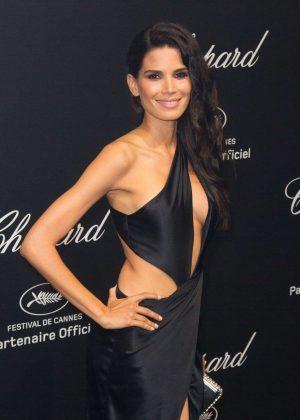 Raica Oliveira - Secret Chopard Party at 208 Cannes Film Festival