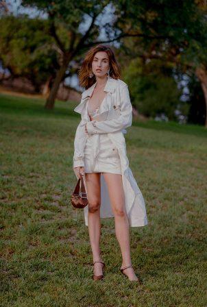 Rainey Qualley - Emma Isabella Bassill shoot for Hunger - November 2020