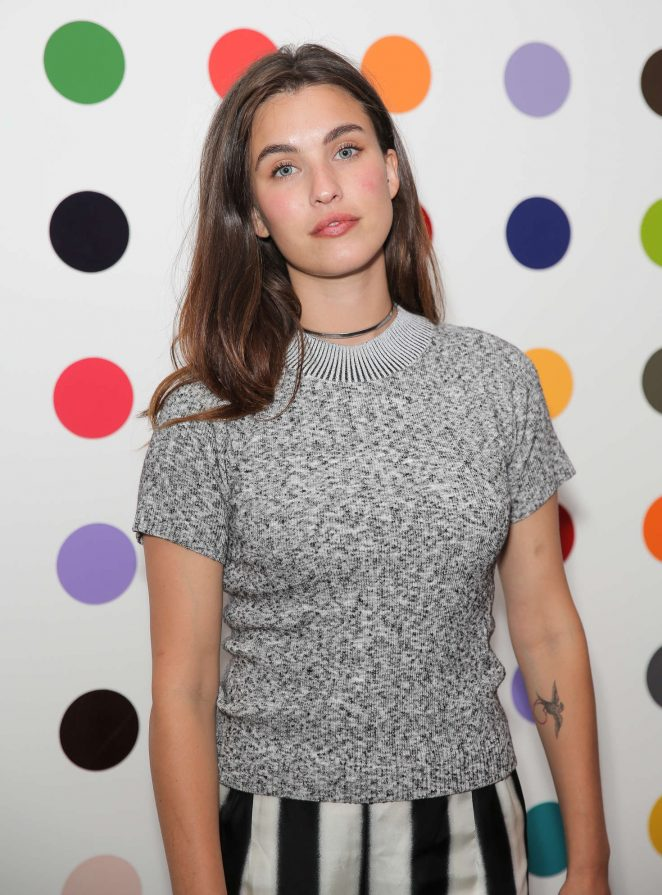 Rainey Qualley - Just One Eye x Creatures of The Wind Collaboration Dinner in Los Angeles