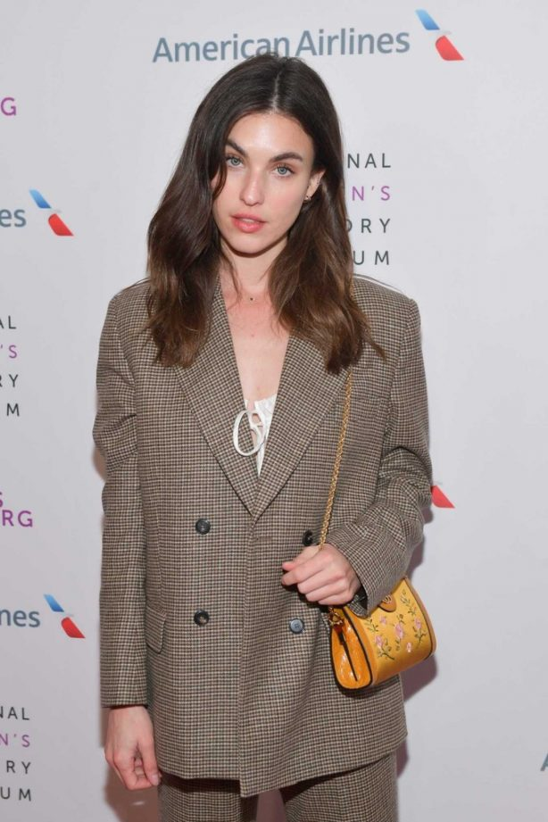 Rainey Qualley - National Women's History Museum's Women Making History Awards in LA