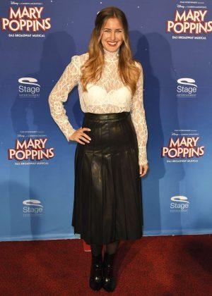 Ramona Stockli - 'Mary Poppins' Premiere in Stuttgart
