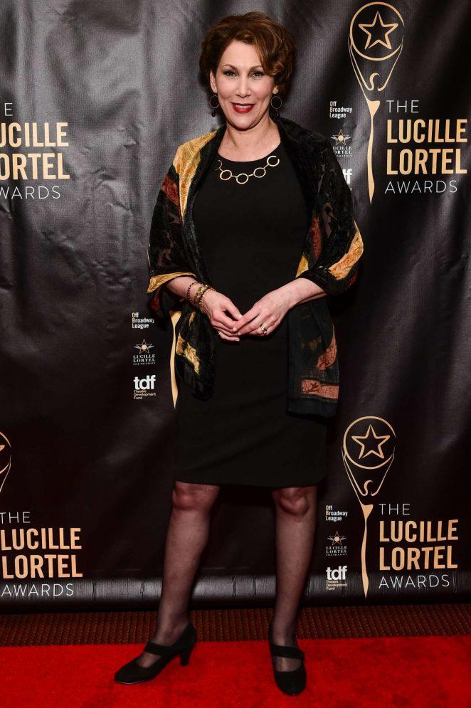 Randy Graff: 32nd Annual Lucille Lortel Awards -02