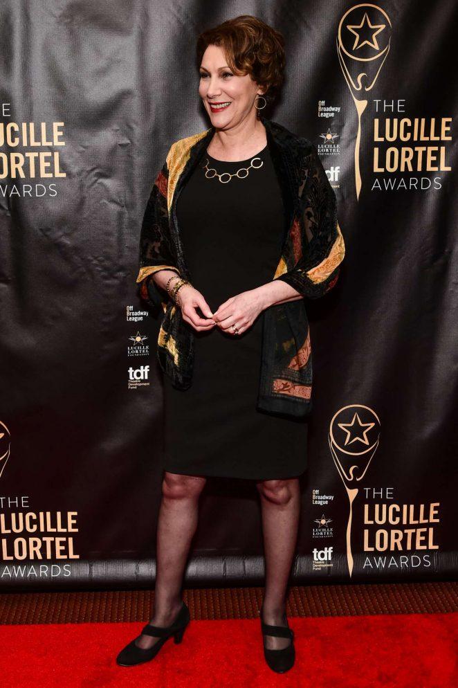 Randy Graff: 32nd Annual Lucille Lortel Awards -03