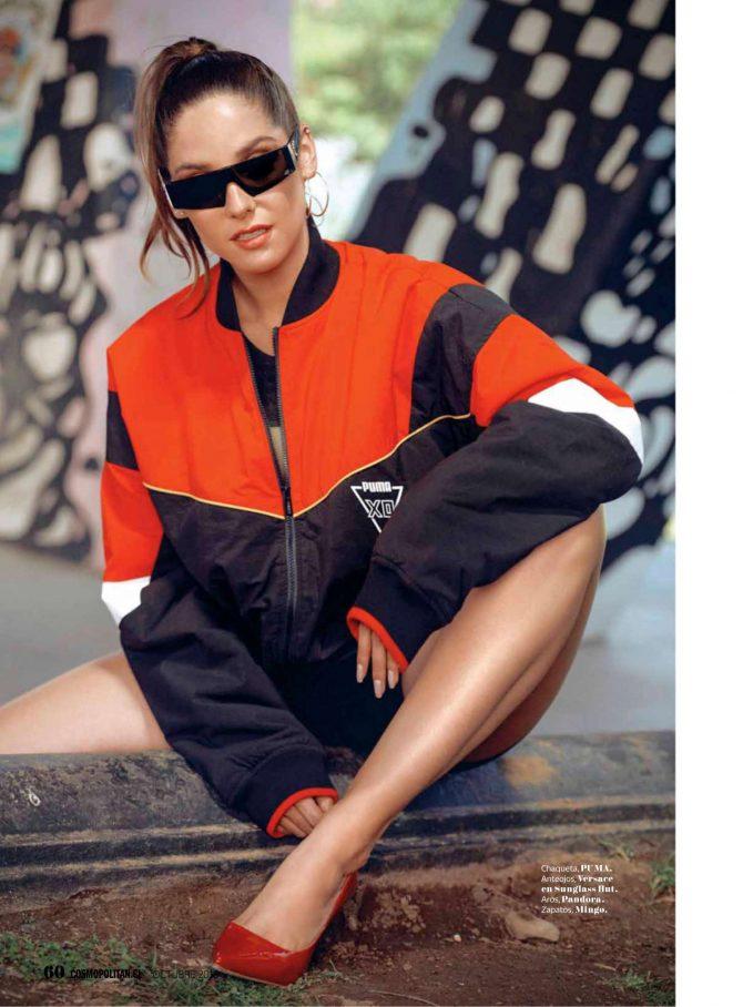 Raquel Calderon - Cosmopolitan Chile Magazine (January 2019)