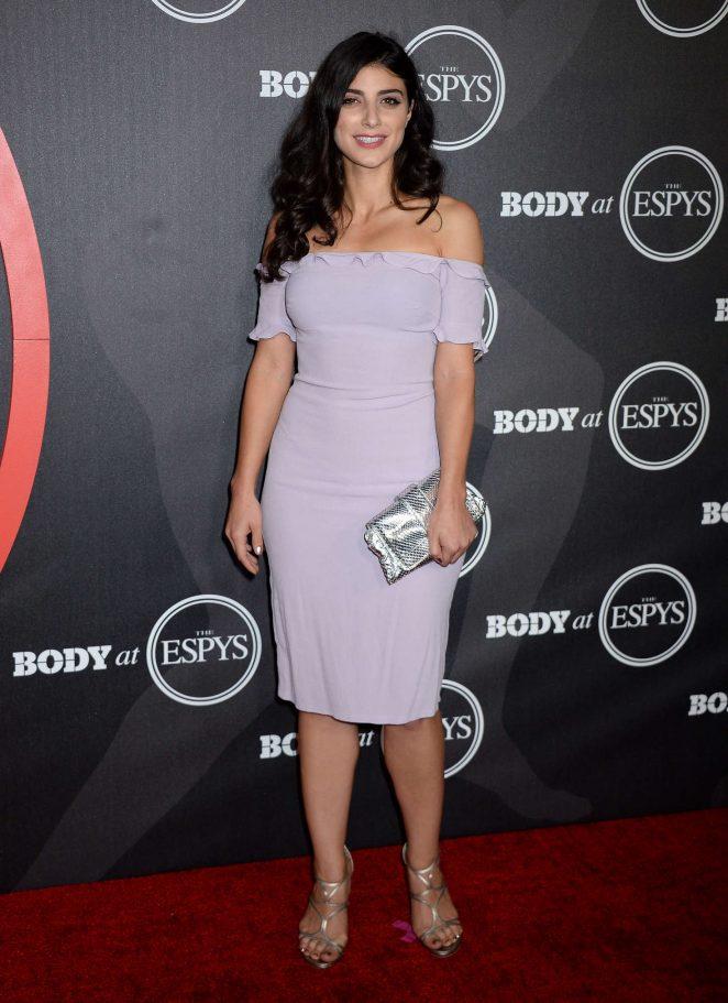 Raquel Deriane - BODY At The ESPYs Pre-Party 2016 in Los Angeles