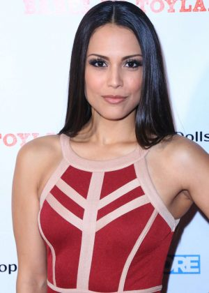 Raquel Pomplun - 9th Annual Babes in Toyland Charity Toy Drive in Hollywood