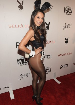 Raquel Pomplun - Playboy Self Less Party at Comic-Con in San Diego